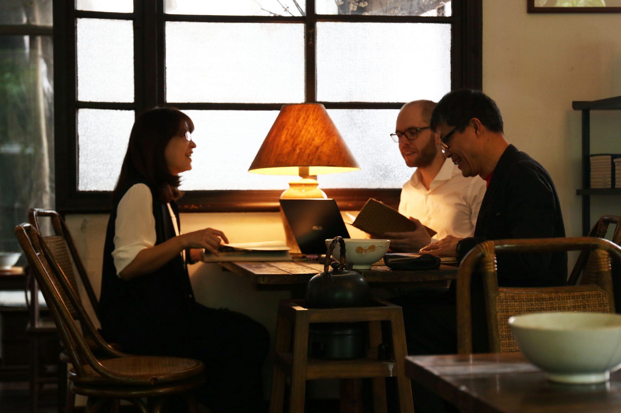 香港中文大學劉國英老師談哲學作為志業與跨文化研究