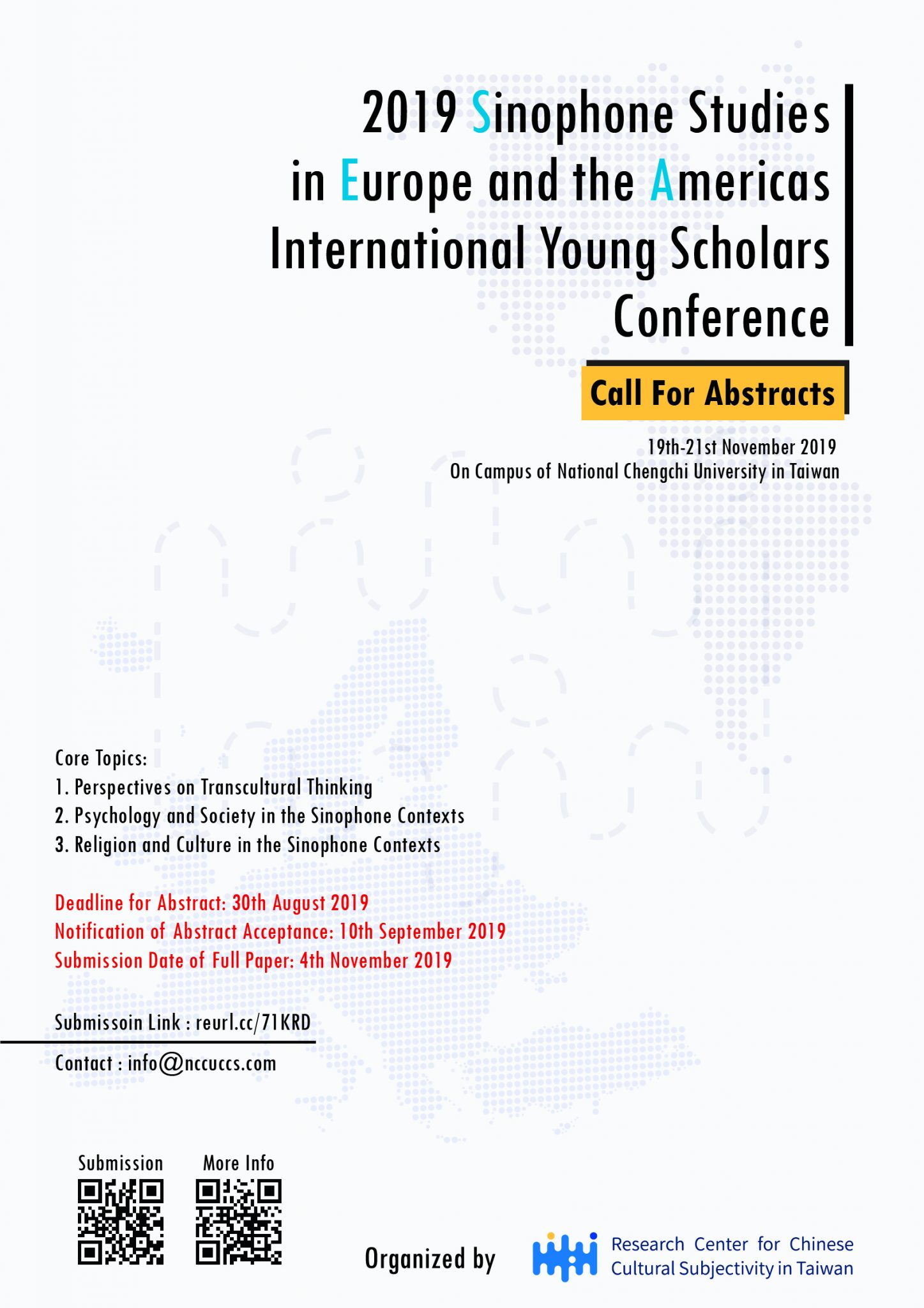 2019 SEA International Young Scholars Conference
